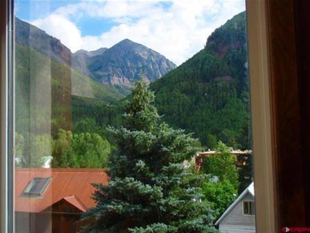 Luxury properties Telluride Home with Ski Area Views