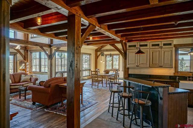 Luxury homes in the gem of Southwest Colorado