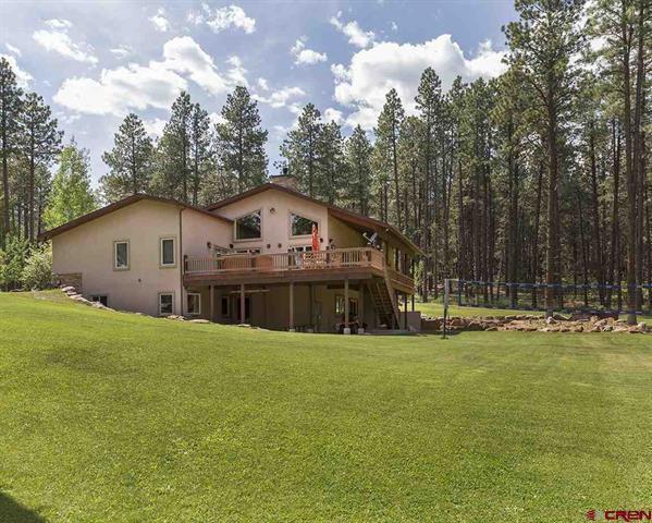 Custom Colorado family home on 10 acres luxury properties
