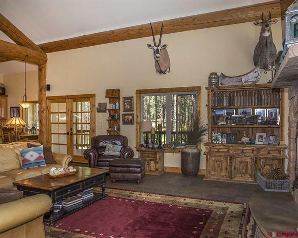 Custom Colorado family home on 10 acres luxury real estate