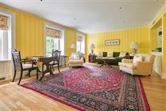 Luxury properties stately six-story townhome