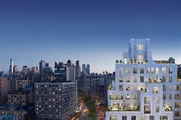 Two Fifty West 81st mansions