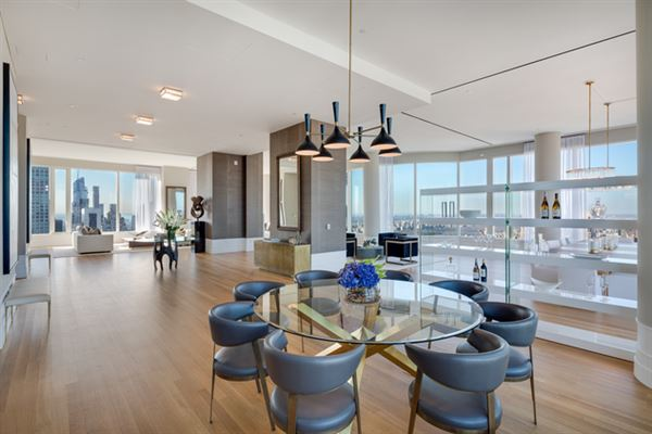 Phenomenal views  luxury homes