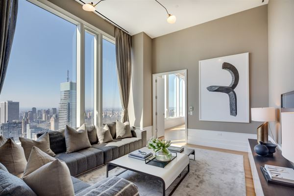 Phenomenal views  luxury properties