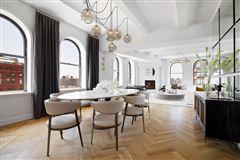 Luxury properties iconic penthouse in The Shephard