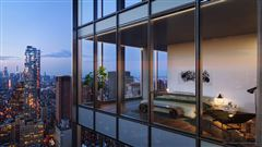 Luxury homes definitive new downtown address