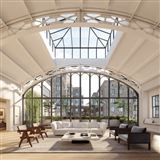 Mansions in The Solarium Penthouse in new york