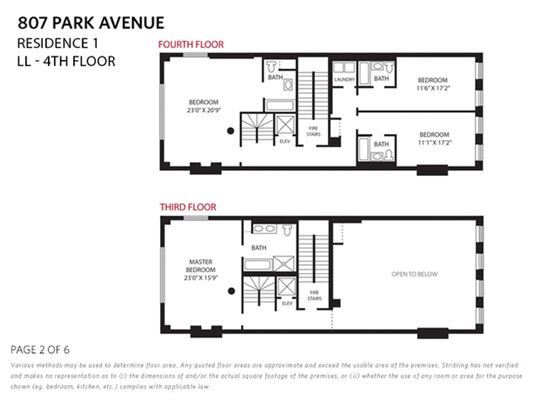wonderful opportunity on park avenue mansions