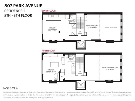 Luxury homes in wonderful opportunity on park avenue