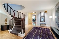 Luxury real estate Neo-Federal Townhouse Moments from Fifth