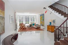 Neo-Federal Townhouse Moments from Fifth luxury real estate