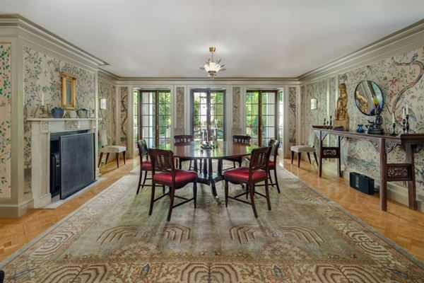 Neo-Federal Townhouse Moments from Fifth luxury homes