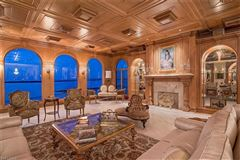 Luxury real estate beachfront home in prestigious Hideaway Beach