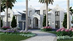 Mansions stunning Dutch-West Indies masterpiece