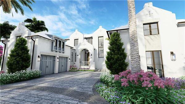 Luxury homes stunning Dutch-West Indies masterpiece