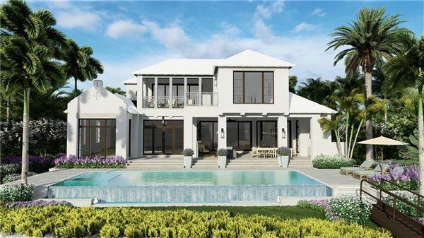 Luxury homes in stunning Dutch-West Indies masterpiece