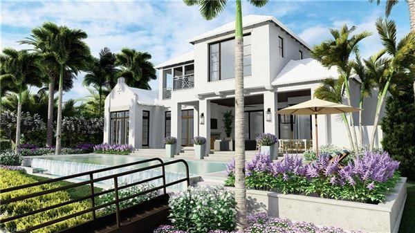 Mansions in stunning Dutch-West Indies masterpiece