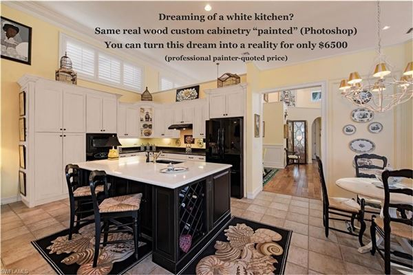 Luxury real estate a comfortable home in naples