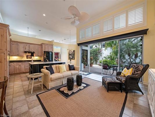 a comfortable home in naples luxury real estate