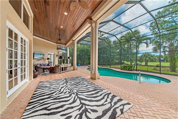 Luxury homes in Amazing fairway golf home