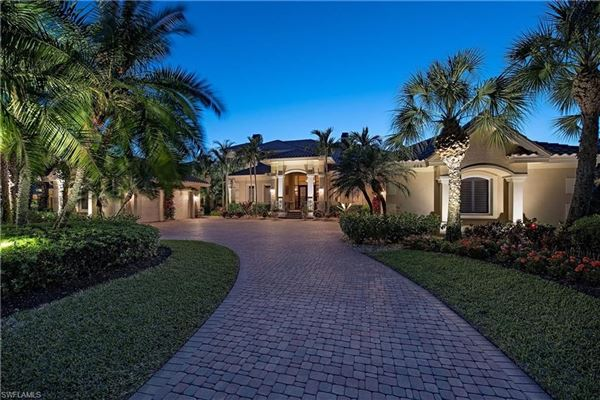 Mansions in stunning estate home