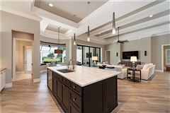 Luxury homes in coastal contemporary in Talis Park