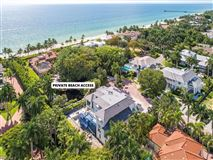 Luxury homes new home in gated beachfront enclave