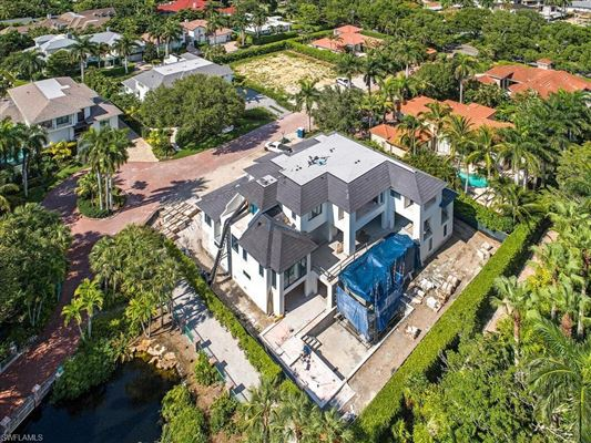 new home in gated beachfront enclave luxury real estate