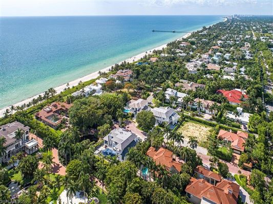 new home in gated beachfront enclave luxury properties