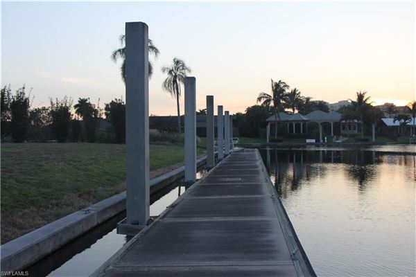 most desirable boating community luxury properties