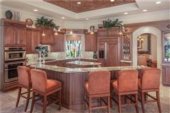 Mansions magnificent Tuscany II estate home