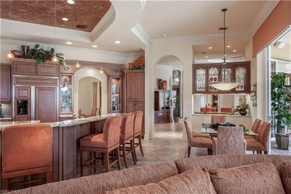 Luxury real estate magnificent Tuscany II estate home