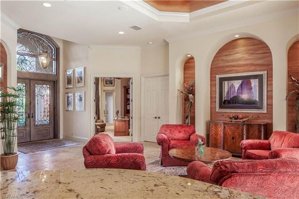 magnificent Tuscany II estate home mansions
