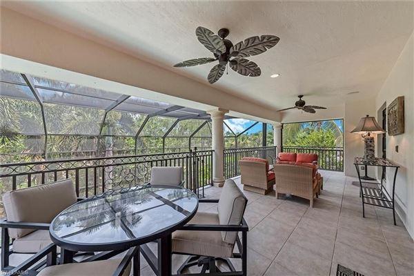 turnkey furnished villa in Serafina at Tiburon luxury properties