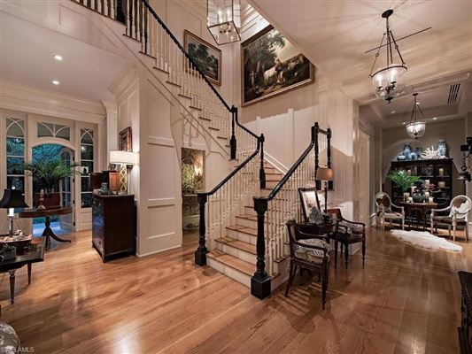 truly a work of art luxury homes