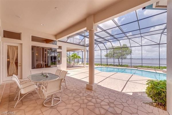 Luxury homes in Premier riverfront home on Waite Island