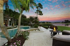 an ultimate breathtaking dreamscape In Florida luxury real estate