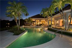 an ultimate breathtaking dreamscape In Florida mansions