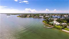 Luxury homes in quintessential Port Royal lot with beautiful views