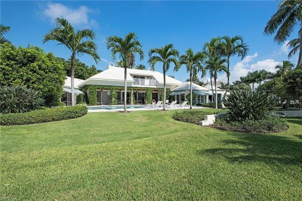 Luxury properties quintessential Port Royal lot with beautiful views