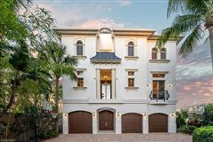 waterfront home with spectacular updates luxury properties