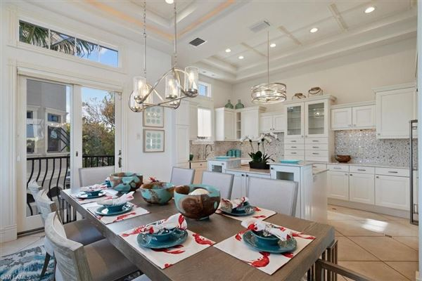 waterfront home with spectacular updates luxury homes