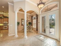 Luxury real estate stately property on beautiful golf course view lot