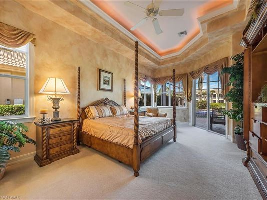 stately property on beautiful golf course view lot luxury homes