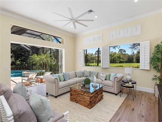 ranch-style custom home luxury homes