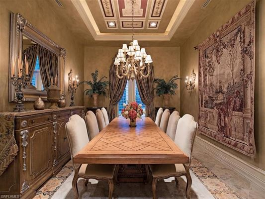 iconic estate at Quail West luxury real estate