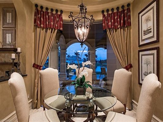 iconic estate at Quail West luxury properties