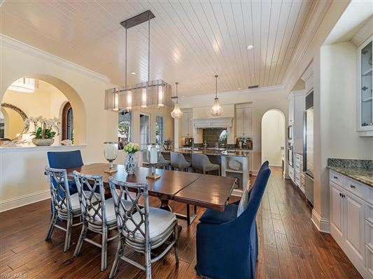 Luxury real estate The epitome of casual elegance