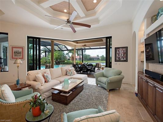 Luxury properties Exceptional details in this home