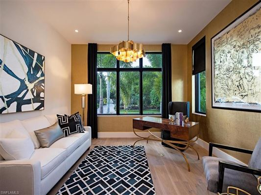 Luxury homes in waterfront new construction with wow factor